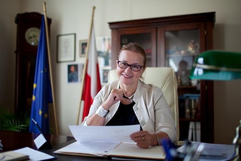 Danuta Jazłowiecka, Posłanka do Parlamentu Europejskiego