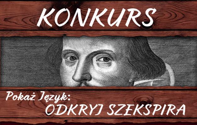 Pokaż Język: Odkryj Szekspira 2016/2017
