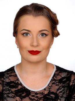 Magdalena Bogusławska, lipiec 2016